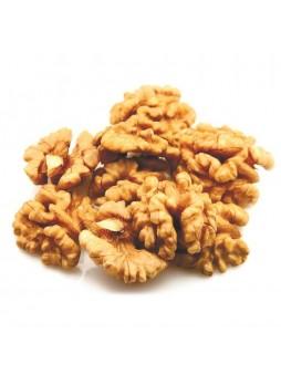 Грецкий орех  очищ., половинки, 1 кг/пакет, NutNAt, (КОД 31114) (+18°С)