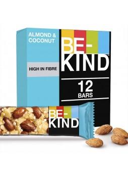 Батончик ореховый Be-Kind® миндально-кокос с медом 12 шт x 40гр упак х6, Австрия (КОД 35154) (+18°С)