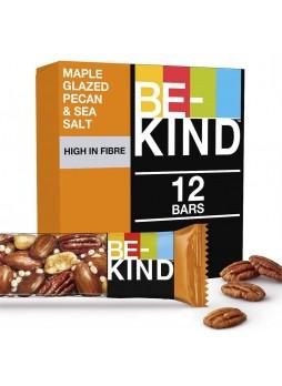 Батончик ореховый Be-Kind® мед, клен.сироп и морск.соль 12шт x40гр уп х6 Великобритания (КОД 35388)