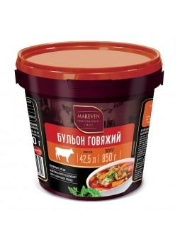 Говяжий Бульон  Mareven Food (Россия), 850г (КОД 13905) (+18°С)