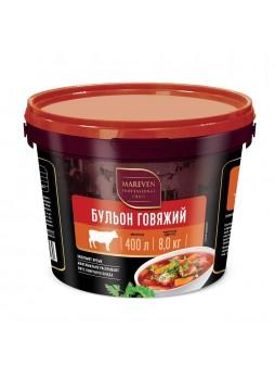 Говяжий Бульон  Mareven Food (Россия), 8кг (КОД 13911) (+18°С)