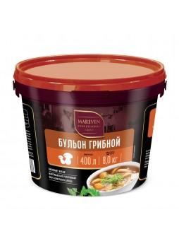 Грибной Бульон  Mareven Food (Россия), 8кг (КОД 13912) (+18°С)