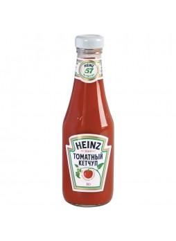 """Кетчуп томатный """"Heinz"""", 12х342гр ст/б, Польша (КОД 22059) (О°С)"""