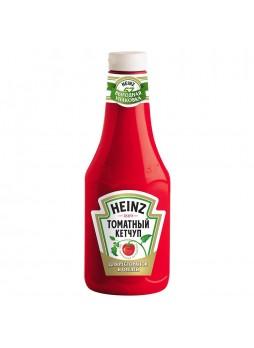 Кетчуп Томатный 1кг х 8шт пл/б Heinz Россия (КОД 45382) (О°С)