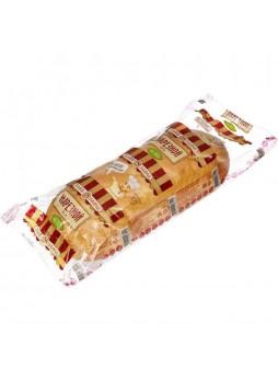 Батон нарезной классич., пшеничный, в/с, 380г., пакет, Хлебзавод 28, Россия, (КОД 74652), (+18°С)