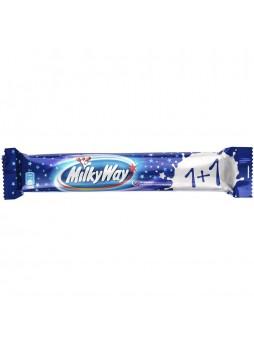 Батончик шоколадный MilkyWay® 18х52гр упак х 6, Россия (КОД 35284) (+18°С)