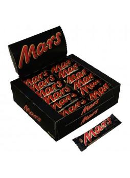 Батончик шоколадный Mars® 36х50гр упак х8 Россия (КОД 35682) (+18°С)