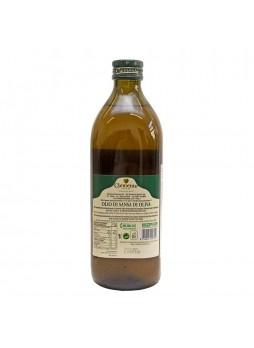 Масло оливковое рафинированное Sansa di Oliva 1л х12 ст/б Clemente Италия (КОД 14364) (+18°С)