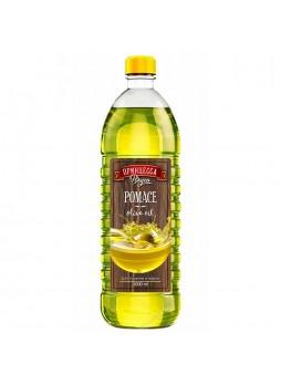 Масло оливковое рафинированное Pomace, 1л, пл\бут, Aceites Albert, Испания (КОД 36738) (+18С)