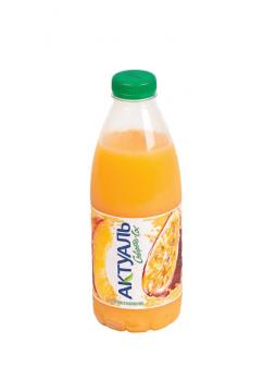 Актуаль Сывороточный напиток Персик Маракуйя 930г