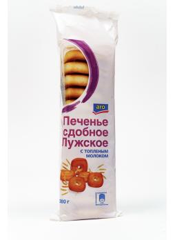 ARO Печенье Лужское Топленое молоко 300г