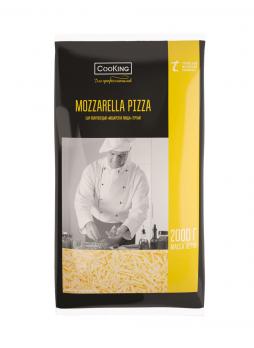 Белковый продукт COOKING Моцарелла тертая, 2кг