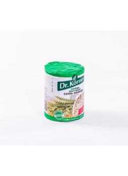 Dr.Korner Хлебцы хрустящие 7 злаков 100г