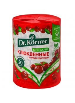 Dr.Korner Хлебцы злаковый клюквенный коктейль 100г