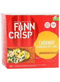 Cухарики FINN CRISP с тмином, 200г