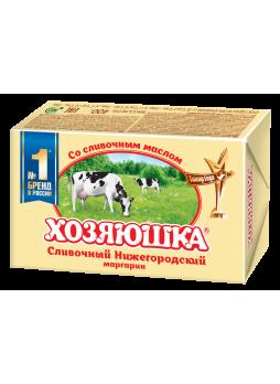 Маргарин ХОЗЯЮШКА Нижегородский сливочный, 400 г