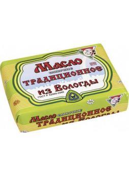 Масло КРЕСТЬЯНСКОЕ из вологды, 180г