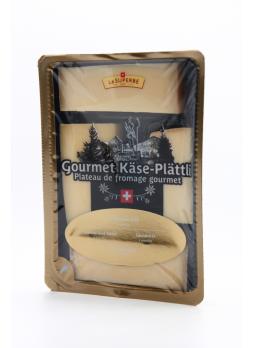 Ассорти швейцарских сыров LE SUPERBE, 260г БЗМЖ