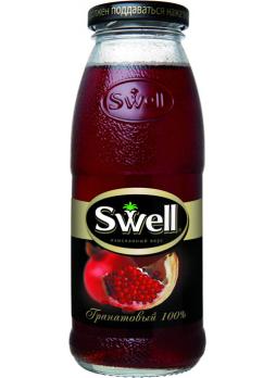 Cок SWELL Гранат, 0,25л