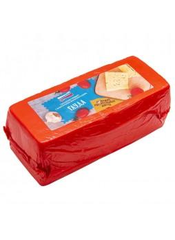 Гауда 45% блок 3-4кг, сычужный продукт CЗМЖ Бестселлер® Краснобаковские МП Россия(КОД 31892) (О°С)