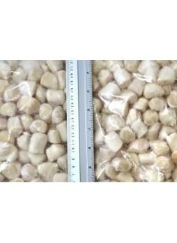Гребешок морской, 80-100 шт/кг, 20 х 0.5 кг оптом