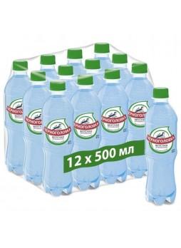 Вода питьевая газированная 500мл*12шт,пласт./бут. Черноголовка, Россия  (КОД 35914) (+18°С)