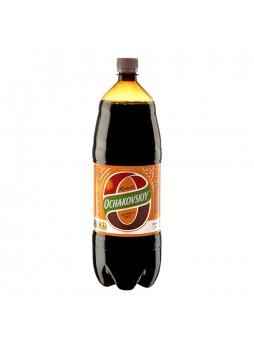 Квас двойного брожения, 2л. х 6 шт., бутылка ПЭТ, Очаково, Россия, (КОД 75874), (+18°С)