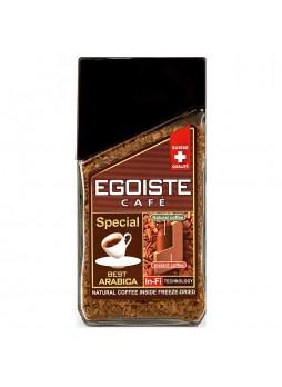 Кофе молотый в растворимом 100гр ст.б Egoiste Швейцария (КОД 34666) (+18°С)