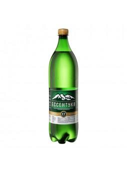 Вода минер газ Ессентуки №17 1,5л х6 пл/бут, лечебн.прир ГОСТ, Ессентуки™ Россия (КОД 52742) (+18°С)