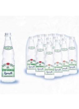 Вода питьевая газиронанная 330мл ст/б Черноголовская®, Россия (КОД 35973) (+18°С)