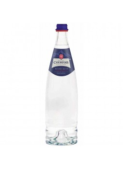 Вода питьевая  газированная 750мл х 6шт. ст/б Courtois® Россия (КОД 45444) (+18°С)