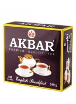 AKBAR «ENGLISH BREAKFAST» оптом