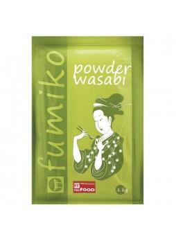 Васаби порошок для приг-я «Fumiko Premium» (хрен японский Wasabi 85%) 1кг Китай (КОД 20293) (+18°С)