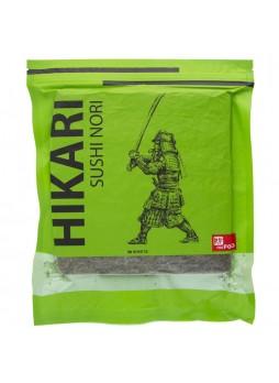 "Водоросли Yaki Sushi Nori Gold 50лист/уп 140гр ""Hikari"" Китай (04795) (КОД 45565) (+18°С)"