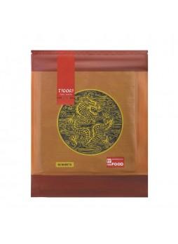 Водоросли Yaki sushi nori gold 50 листов 115гр х 80шт пакет Tidori™ Корея (КОД 24291) (+18°С)
