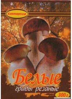 БЕЛЫЕ грибы резаные оптом