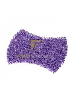 Губка д\посуды абразивная SB 2020 , фиолетовая ( 24 шт\уп ) (КОД 12740) (+18°С)
