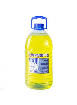Моющее средство д/посуды,лимон, 5л,уп/канистра. (КОД 16592) (+18°С)