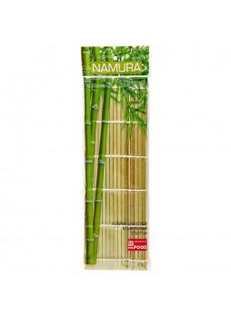 Коврик бамбуковый для суши 270/270мм 1шт Namura™ Китай (ШТ) (00576) (КОД 20287) (+18°С)