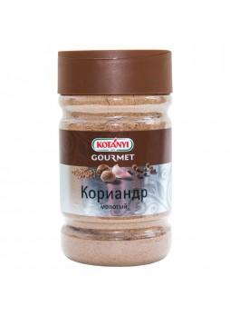 Кориандр молотый 460гр х 6шт пластик Kotanyi Австрия (КОД 72196) (+18°С)